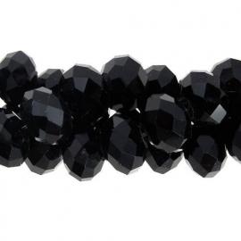 Crystal kralen 3 x 4 mm