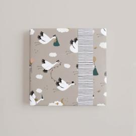 Kadopapier - Ooievaar 30 cm
