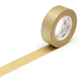 MT washi tape - goud