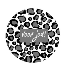 Sticker panter - voor jou!