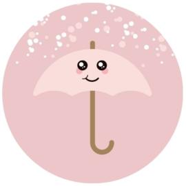 Sticker | paraplu