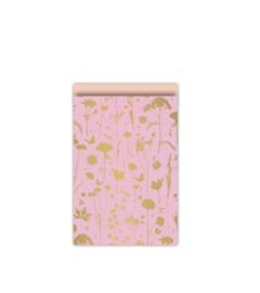 Kadozakjes - grow/roze