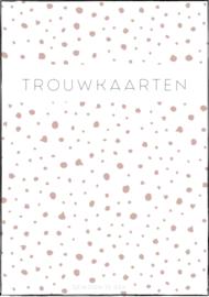 Bewaarbundel | trouwkaarten | roze (2)