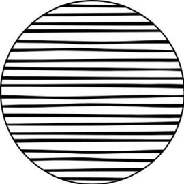 Sticker - Streepjes