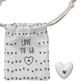 Love to go / hartje