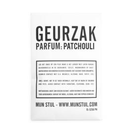 Geurzakje - Patchouli