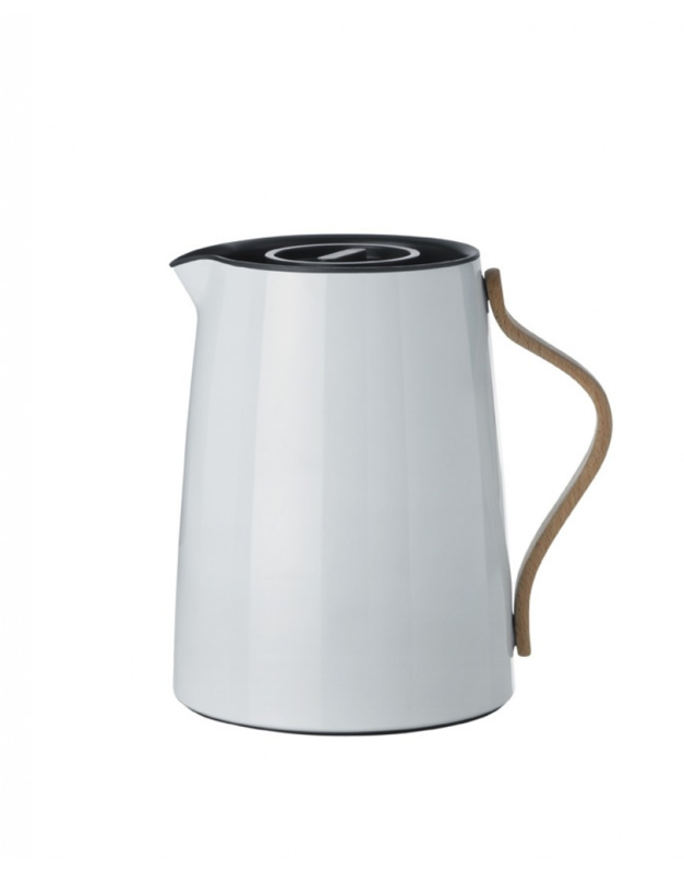 Thermoskan Emma - 1 liter cloud (wit)