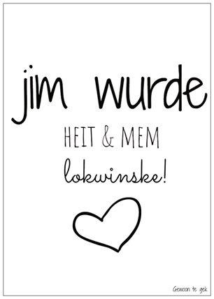 Jim wurde heit & mem!