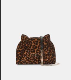 Ted Baker leopard cat bag