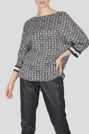 SportAlm blouse Marina Kette