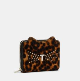 Ted Baker portemonnee cat leopard, small