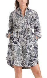Marc Cain overhemd jurk QC2101W50