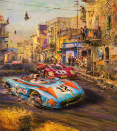 Race (40x50cm)