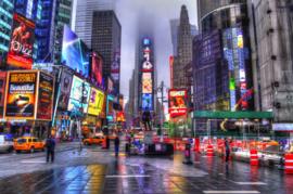 Manhattan kleur