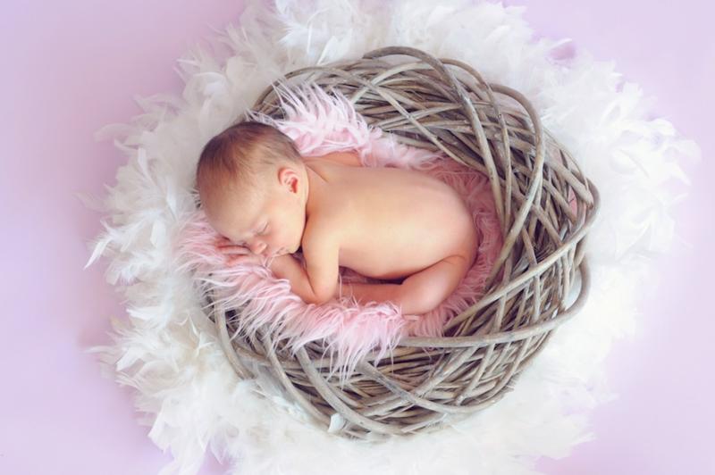 Baby nestje (40x60cm)
