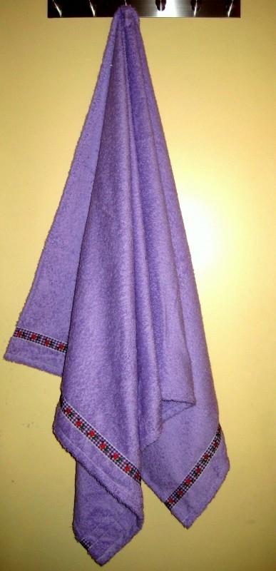 Sauna handdoek (alleen in opdracht) 1.50 bij 0.75 meter