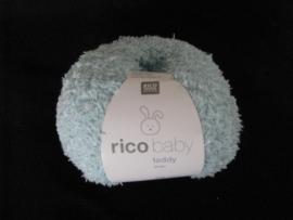 Rico Baby Teddy Aran Licht Blauw