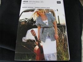 Rico idee nr 35 Fashion summer print
