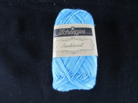 Scheepjes Sunkissed aqua blauw kleunr 04