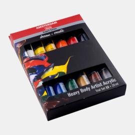 Amsterdam Expert acrylverf 'Trial set'