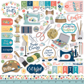 'Craft & Create' collection kit