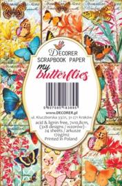 Decorer papier 'My Butterflies'