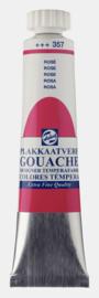 Losse tube Gouache 'Roze'