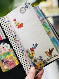 Travelers Notebook insert 'Wilmi'