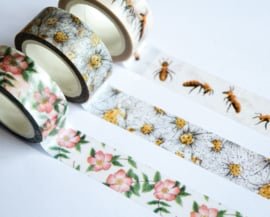 Washi Tape 'At home at the wildflowers'