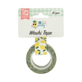 Washi tape 'Sweet Lemons'