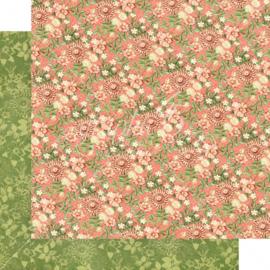 Paper sheet 'Fields of Flowers'