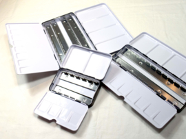 Metalen Watercolor box