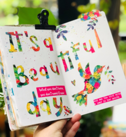 A4 Knipvel 'Beautiful Day'