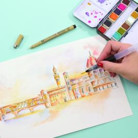 Watercolor paper blok