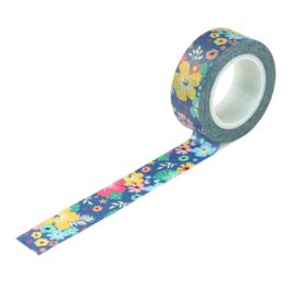 Washi tape 'Aloha Floral'