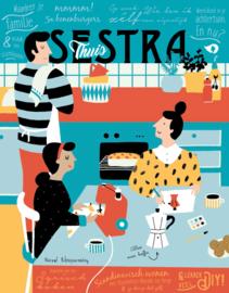 Sestra magazine THUIS 2016