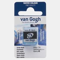 van Gogh Water Color napje 735 'Oxydzwart''