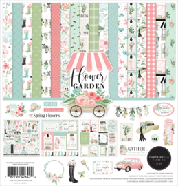 'Flower Garden' collection kit