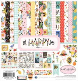 'Oh Happy Day' collection kit