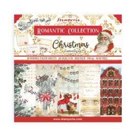 Paper Pack 'Romantic Christmas' 20 x 20