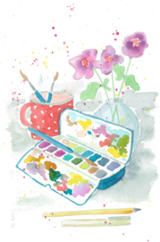 Watercolor it yourself 11. 'Watercolor'