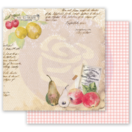 Paper sheet 'Sweet and Citrus'