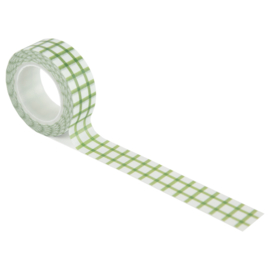 Washi tape 'Sunshine Plaid'