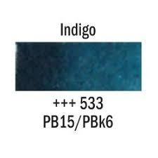 van Gogh Water Color napje 533 'Indigo'