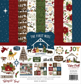 'The First Noël'  collection kit