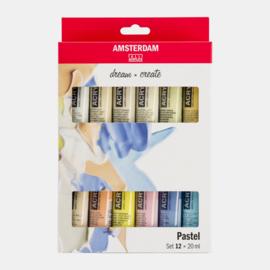 Amsterdam acrylverf 'Pastel'