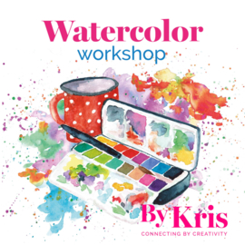 Watercolor Workshop 13 juni - VOL-