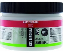 Amsterdam Gel medium mat