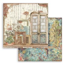 Paper sheet 'Atelier Door'