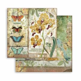 Paper Pack 'Amazonia' 20 x 20